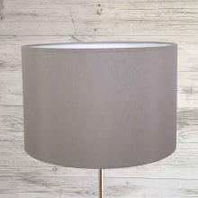 Grey table Lamp Shade